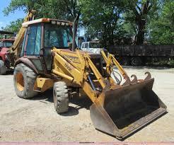 1990 case 580k backhoe item d2433 sold june 11 construc