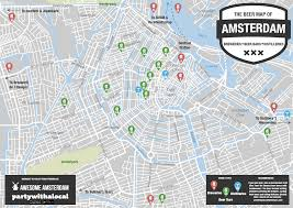 Instagram Map Amsterdam Beer Map Amsterdam Craft Beer Tours U0026 Events