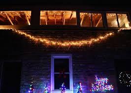 home depot xmas lights light ideas for a backyard winter wonderland