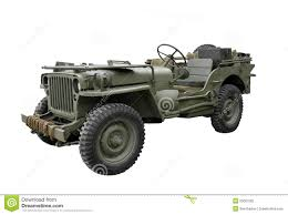 military jeep side view vintage military jeep isolated stock photography image 25097582
