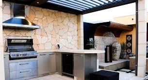 Outdoor Kitchen Grills Designs Afrozep Com Decor Ideas And by Outdoor Kitchen Ideas Australia Interior Design