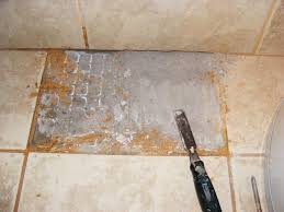 pecos sww replace a 12x12 inch cracked ceramic tile