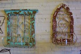 Wrought Iron Wall Planters by Frontera Iron Birmingham Hoover Alabama Wrought Iron Garden