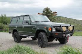 land cruiser vintage 1985 toyota land cruiser fj60