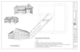 g443 14 x 20 10 garage plans blueprints downloadable loversiq