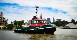 first damen tug to be built in the usa begins operations damen