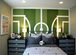 soccer bedroom ideas boy soccer bedroom ideas stylish soccer themed bedroom design for