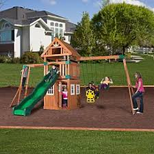 Backyard Discovery Monticello Backyard Discovery Montpelier Swing Set