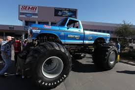 Ford Ranger Monster Truck Big Foot 4x4 Monster Truck 1 Madwhips