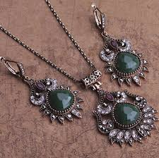 sapphire jewelry necklace images Royal sapphire jewelry sets collar russian necklace and earring jpg