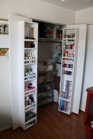 Kitchen Closet Shelving Ideas Organized Closet Shelving Ideas For Beautiful Interior Appearance