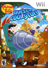 black friday amazon wii u amazon com phineas and ferb quest for cool stuff nintendo wii