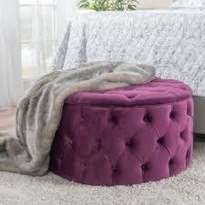 Pink Ottoman Blush Pink Ottoman Wayfair