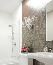 Bathroom Lighting Ideas For Small Bathrooms by Modern Bathroom Design Clever Lighting Design