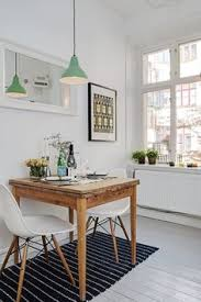 Kitchen Table For Small Spaces Algunas Casas Bellas Kireei Cosas Bellas Studio Apartment