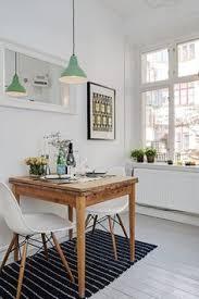 Kitchen Table For Small Spaces Algunas Casas Bellas Kireei Cosas Bellas Studio Apartment