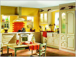 clever ideas yellow kitchen colors a palette guide for color