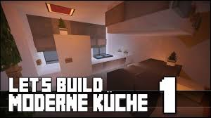 minecraft küche bauen uncategorized kühles moderne kuche mit minecraft mbel tutorial