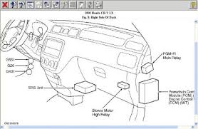 2000 crv honda ignition wiring diagram wiring diagram simonand