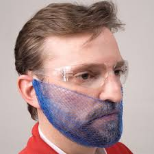beard nets metal detectable detectamet beard nets