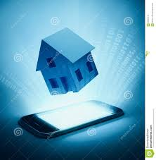 Home Automation by Home Automation Background Stock Illustration Image 60853141
