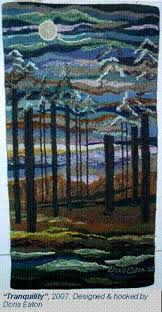 Rug Hooking Daily Rug Hooking Daily I Gotta Get Back To This I Still Want To Make