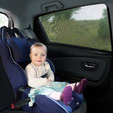car window shade 2 pack car sun shade baby with uv protection