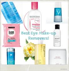 the best eye makeup remover this beautiful day