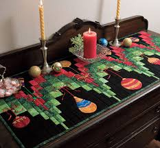 what is a table runner win this festive dec la table runner notions the connecting