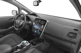 nissan leaf interior new 2017 nissan leaf price photos reviews safety ratings