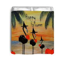 halloween bedding u2013 art gifts by the beach
