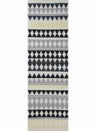 tapis couloir sur mesure tapis couloir nantes jaune de la collection linie design
