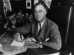all of franklin roosevelt s speeches now here now