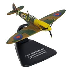 oxford diecast spitfire mk1 57 otu raf hawarden march 1942 1 72
