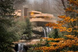 frank lloyd wright waterfall a photographer is documenting every single frank lloyd wright structure