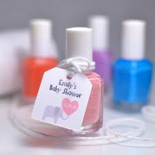 nail baby shower favors baby shower favor ideas baby ideas