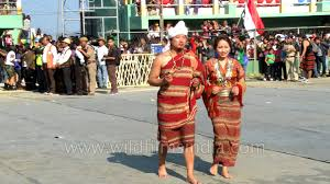 mizo traditional costumes showcased during chapchar kut