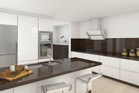 brown and white kitchen interior design ideas and photo gallery