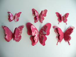Butterfly Wall Decals For Kids Rooms by Butterfly Wall Decals For Kids Rooms U2014 Jen U0026 Joes Design