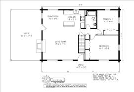 cabin floor plans loft log cabin floor plans with loft and garage 2013 golden eagle