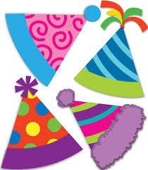 party hats party hats mini cut outs grade pk 5 carson dellosa publishing