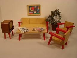 Modern Doll House Furniture by 172 Best Mid Century Doll Houses Images On Pinterest Modern