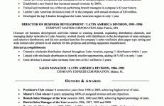 sales executive resume best sales resume examples 2018 for improved job success sales