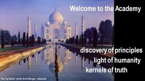 Light Of The World Academy Academy For Discovery Of Principles The Light Of Humanity