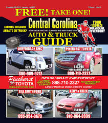central carolina auto guide volume 1 issue 4 by the pilot llc issuu