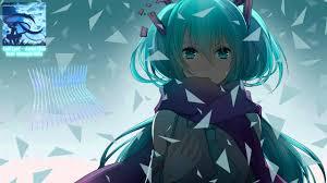 anime subtitles 初音ミク hatsune miku cold leaf aerial flow original romaji