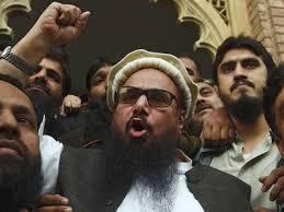 Seeking In India Hafiz Saeed Newly Freed Hafiz Saeed Calls Ex Pm Nawaz Sharif