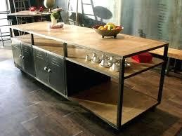 ilot de cuisine en bois ilot cuisine bois ilot de cuisine bois mactal ilot central bois