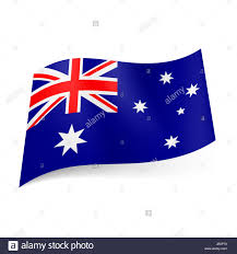 Pictures Of The Australian Flag National Flag Of Australia Union Jack And White Stars On Blue