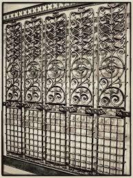 quality copper plated ornamental cast iron interior manhattan